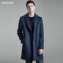 Европа Марка 70% Шерсть Пальто для Мужская 2016 Зима Новый шерстяные Пальто S-6XL Негабаритных Мужские Гороха Пальто Русский Мода Свободные пиджаки