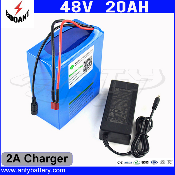 US EU Free Customs Duty Lithium Battery Pack 48V Scooter Battery 48V 20Ah For Bafang Motor 1000W With 30A BMS eBike Battery 48V eu us free customs duty 48v 550w e bike battery 48v 15ah lithium ion battery pack with 2a charger electric bicycle battery 48v