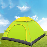 Throw The Speed Automatic Open Tent Outdoor Camping Tent Double Single Tent Size 2 1 4