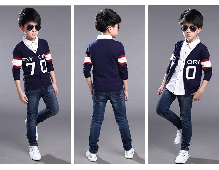 Fashion-Children-Knit-Cardigan-Coats-Big-Boys-Gentleman-V-Neck-Outwear-British-Style-New-York-Letter (4)