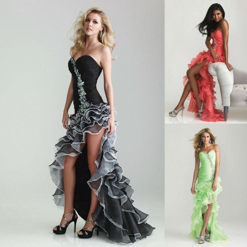 Popular White Mermaid Prom Dresses 2013-Buy Cheap White Mermaid ...