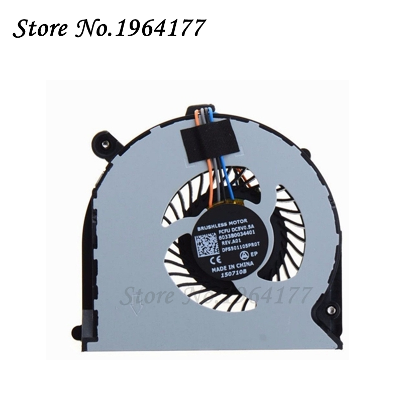 NEW Laptops Replacements Cooling Fans For HP Probook 650 G1 655 G1 640 G1 645 G1 Cpu Cooling Fan 738393-001 6033B0034401