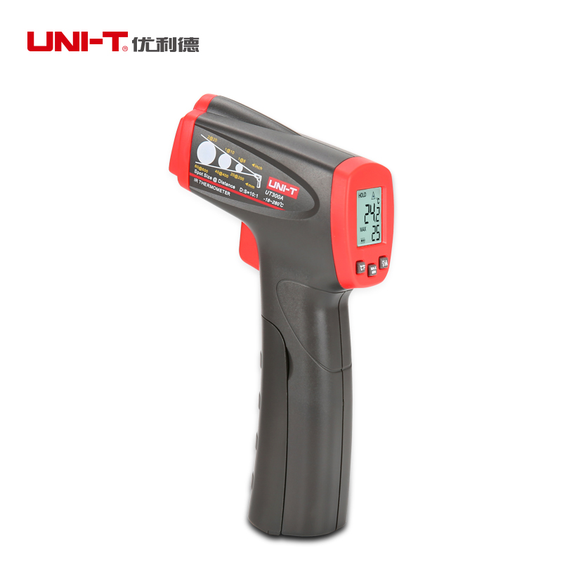 UNI T UT300A UT300C Infrared Thermometer measure temperature from a distance EASY to carry non contact fast test temperature