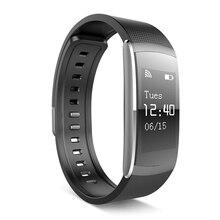 Оригинал iwownfit I6 PRO Голос смарт Браслеты Смарт браслет с Bluetooth 4.0 Smartband Сна Монитора Smart