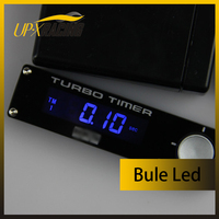 High Performance Racing Parts Universal Auto Digital Timer Turbo Cooling Timer Type0 Blue Led Turbo Timer