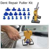 Carro Universal Kit de Reparação Dent Extrator Tabs 18 Corpo Do Carro Ferramenta de Remoção de Reparação Paintless Dent Lifter Ferramenta para Carro Motocicleta