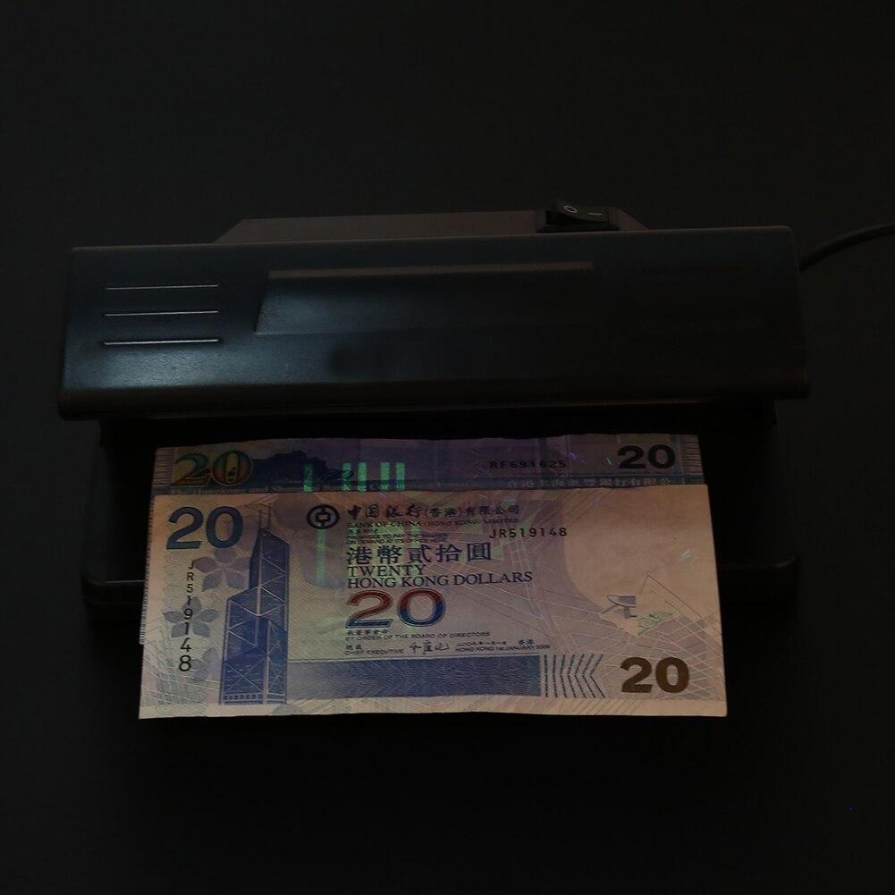 Bank üçün Led Blacklight ilə 4W Ultraviyole bənövşəyi UV - Ofis elektronikası - Fotoqrafiya 4