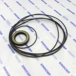 PC220 PC220-1 huśtawka naprawa silnika usługi zestaw uszczelniający dla koparka komatsu uszczelki olejowe  3 miesięcy gwarancji