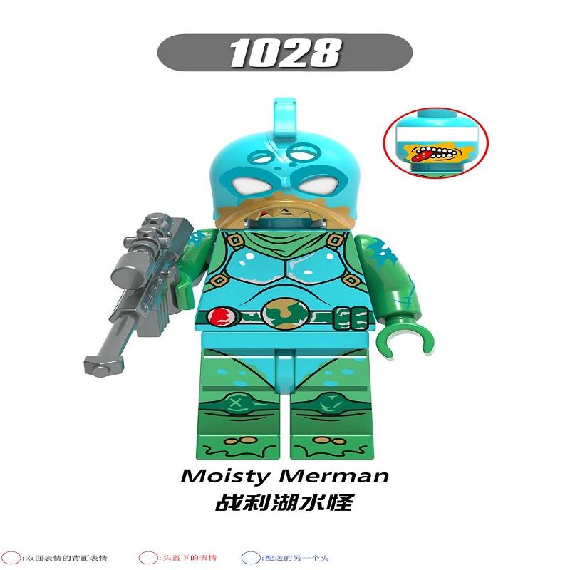XH1028-Moisty merman