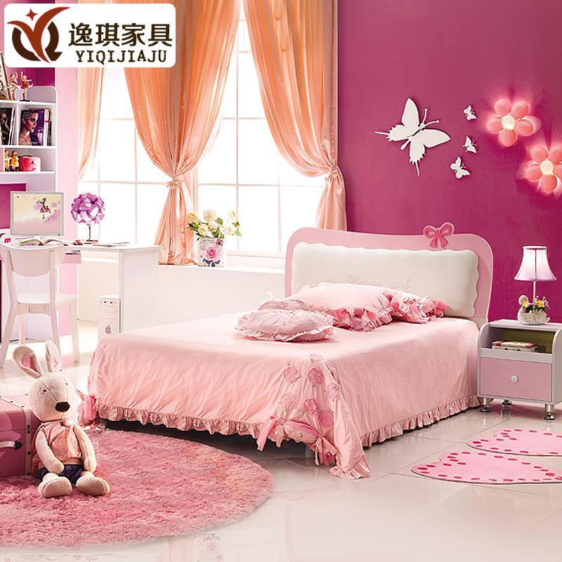 children 39 s furniture suite bed cheap girls cute girls princess bed children bed children bed 12. Black Bedroom Furniture Sets. Home Design Ideas