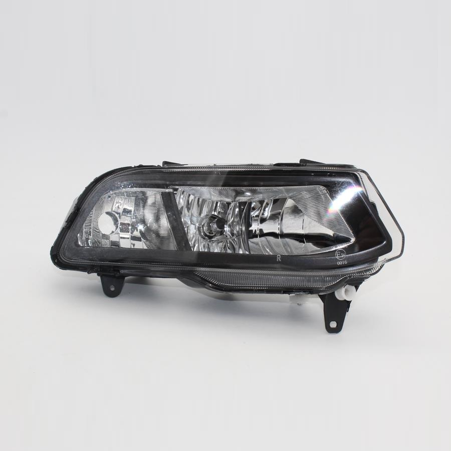 Right Side Car Light For VW Polo Vento Derby 2014 2015 2016 2017 Car-Styling Front Halogen Fog Light Fog Lamp Assembly Two Holes 2pcs auto right left fog light lamp car styling h11 halogen light 12v 55w bulb assembly for ford fusion estate ju  2002 2008