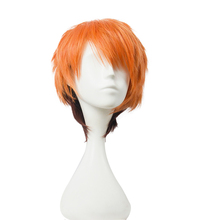 HSIU Rose network Zootopia Cosplay Wig Nick Wilde Costume Play Woman Adult Wigs Halloween Anime Game Hair