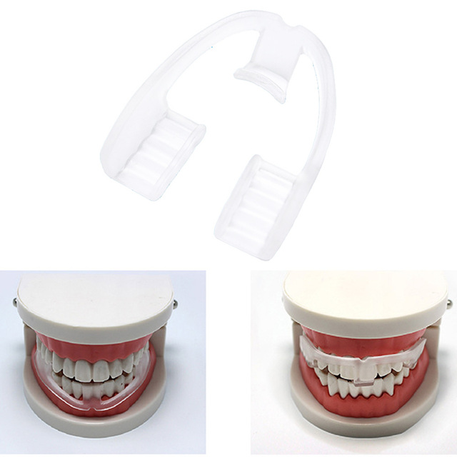 Orthodontic Braces Dental Braces Teeth Alignment Trainer Teeth Retainer Mouth Guard Tooth Tray Sports Molar Sleeve
