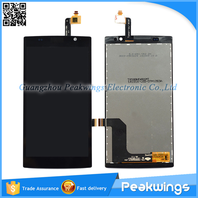 100% Tested Display For Acer Z500 LCD Screen Free Shiopping