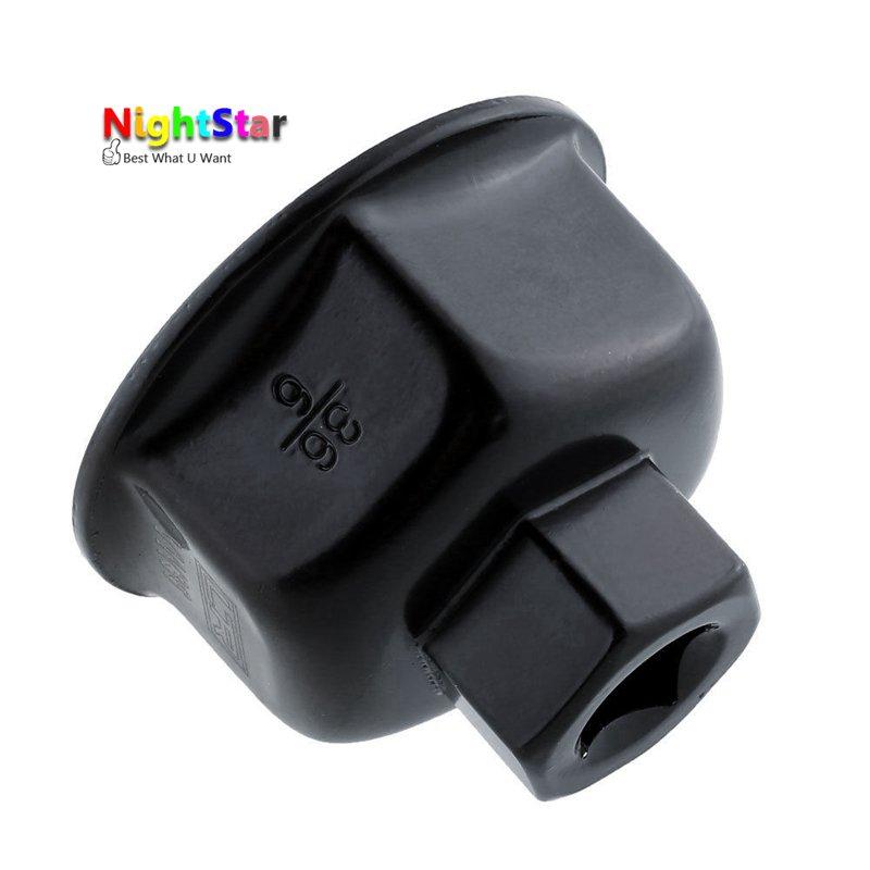 Chiave a bussola 36mm Auto filtro olio per auto Chiave a tubo Strumento di rimozione presa 36mm 6 Flauto per BMW Audi VW Alta qualità