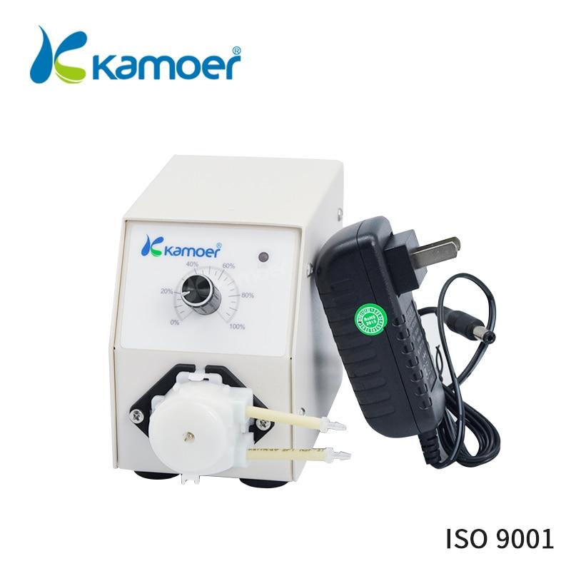 Kamoer KCP PLUS OEMperistaltic pump mini filling pump small dosing pump аксессуар kupo toothy convi clamp kcp 701p silver