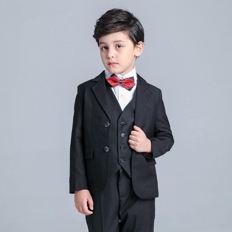 New Fashion Boys Kids Blazers Suits Boy Suit For Weddings Children
