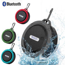DJYG waterproof Bluetooth Speaker Wireless Speaker Support FM+TF Card For Mobile Phone&Tablet PC стоимость