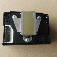 Print Head Original F185000 Printhead For Epson T1100 T1110 ME1100 C110 L1300 C1100 ME70 T30 T33