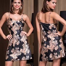 Party Night Women Dress Sexy Backless Cami Dress Print Elegant Slim Fit Mini Dress V Neck Sexy Baby Girl Vestidos 2019 Clothes double v neck cami dress