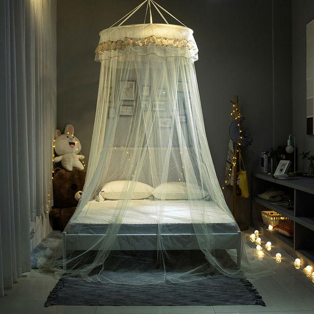 Mosquitero de cama mosquitero para cama doble cama para - Camas dobles para adultos ...