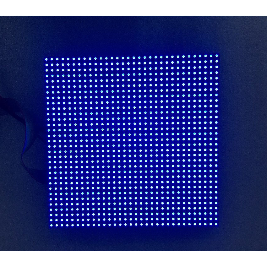 32*32dots P6 Indoor Full Color LED Display Module 192*192mm 1/16S For Video Wall Panel