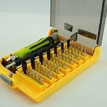 Hui Jia Qi 8913 screwdriver set 4 4S 5 5S 6 6S Apple laptops dedicated phone screwdriver 45 in 1 Screwdriver