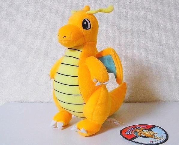 Pokemon Plush Toy Dragonite 9″ Cute Collectible Soft Pikachu Charizard Stuffed Animal Doll