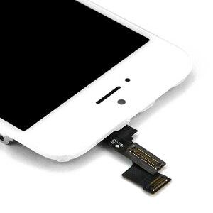 Image 4 - Đen Trắng Màn Hình LCD Cho iPhone 5S Màn Hình Hiển Thị LCD A1453 A1457 A1518 A1528 A1530 A1533 Màn Hình LCD Hiển Thị Màn Hình Cảm Ứng bộ Số Hóa