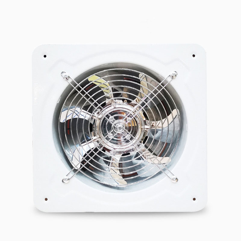 ITAS1270 7-inch Small High-speed Energy-saving Fan Strong and High Efficiency Open Pore 180 mm Wall Kitchen Exhaust Fan 60WITAS1270 7-inch Small High-speed Energy-saving Fan Strong and High Efficiency Open Pore 180 mm Wall Kitchen Exhaust Fan 60W