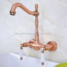 Настенный смеситель kna947 для ванной комнаты античный кран