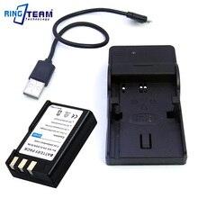 EN-EL9 EN-EL9a EN-EL9e Battery Pack and USB Charger (2-In-1) for Nikon DSLR Cameras D40 D40X D60 D3000 D5000 …