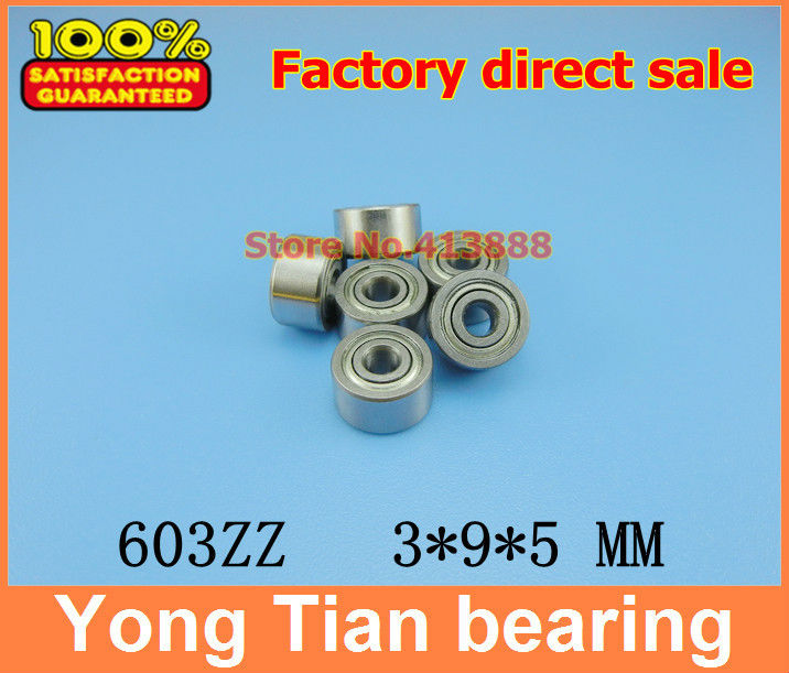10pcs S625zz S625 5x16x5 mm Stainless Steel 440c Ball Bearing Bearings