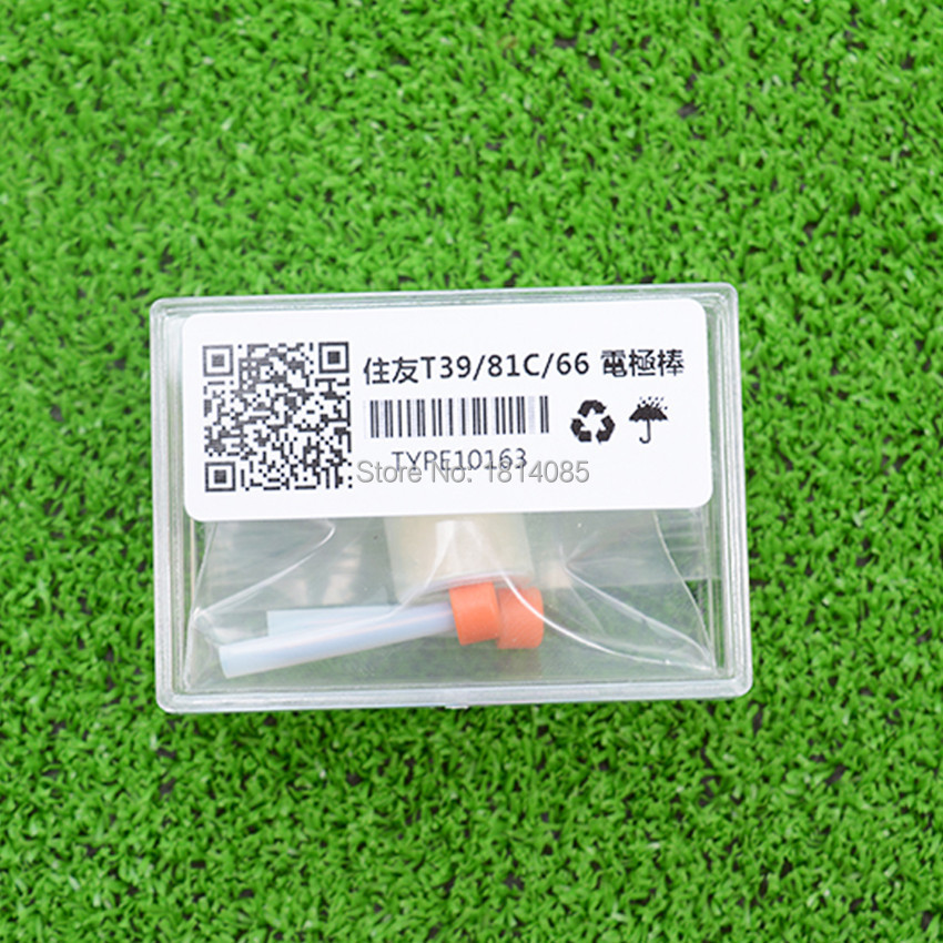Free Shipping 1 Pair Electrodes for Sumitomo Type 39 66 81C Fusion Splicer Electrodes