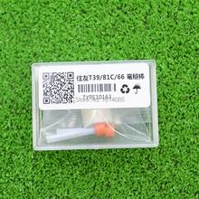 Envío Gratis 1 Par Electrodos para Sumitomo 39/66/81C Fusionadora Electrodos