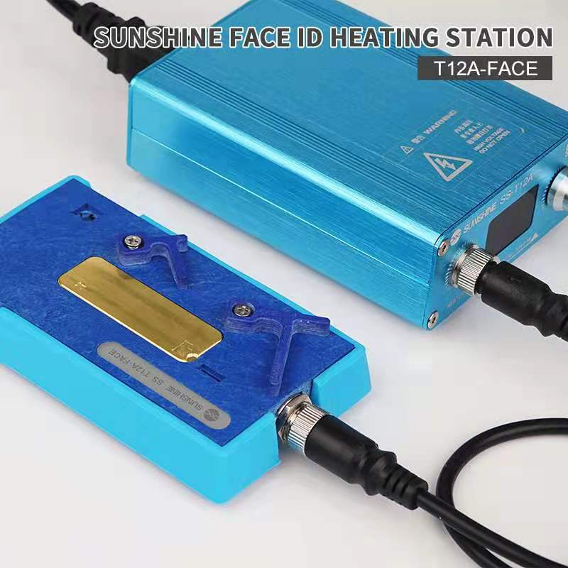 Sunshine T12A Adds Face ID Heating Station Mainly Used To Repair Face ID Cable And Risk-free Replacement Of Distance Sensor