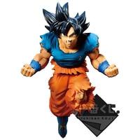 Tronzo оригинальный Banpresto Dragon Ball Супер Гоку ультра инстинкт ПВХ фигурку Модель игрушки Overseas Limited Final награды подарки
