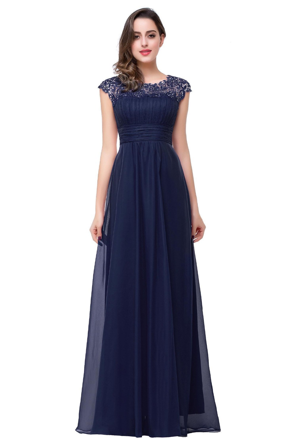 Aliexpress buy robe demoiselle dhonneur red lace bridesmaid aliexpress buy robe demoiselle dhonneur red lace bridesmaid dresses long 2017 cheap navy blue bridesmaid dress for wedding vestido madrinha from ombrellifo Gallery
