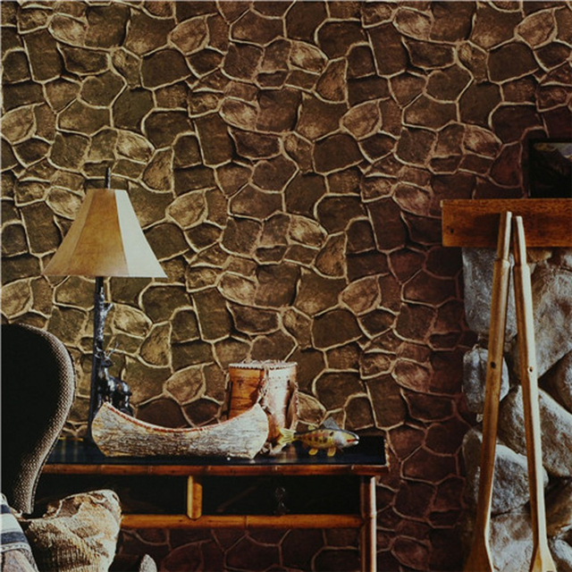 Beibehang Brick Photo Wallpaper 3d Wall Paper Luxury Vintage For
