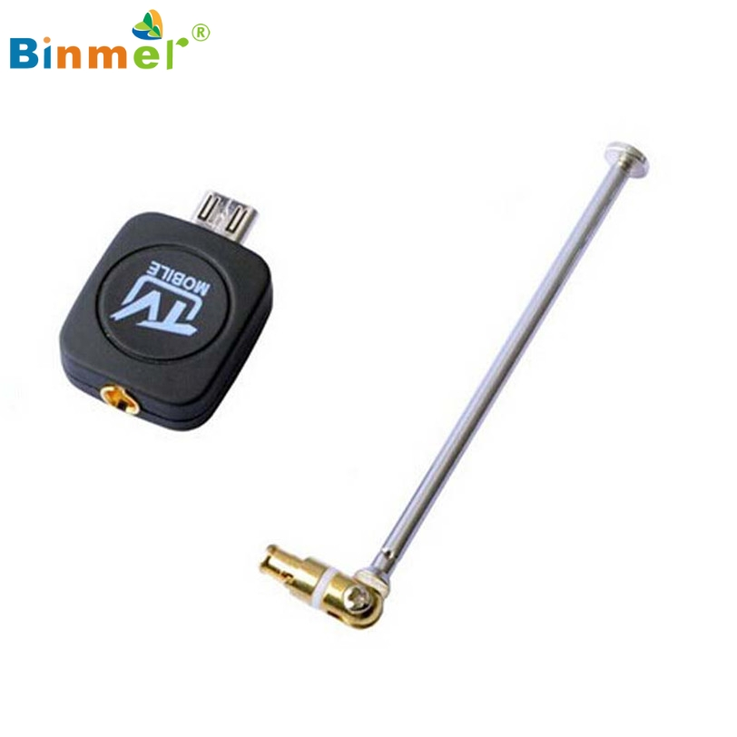Binmer DVB-T ISDB-T HDTV Smartphone TV Tuner Receiver Android Tablet Stick Dongle Jan 12 MotherLander