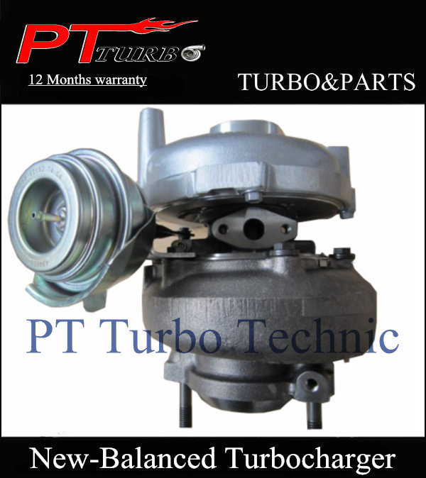 Turbocharger/Turbolader/Complete turbo/Full turbo <font><b>GT2556V</b></font> 454191 11652248906 for BMW 530 d (E39)/BMW 730 d (E38) image
