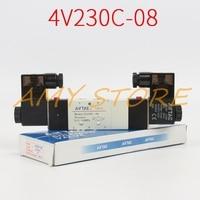 Для AIRTAC DC12V/24 V AC24V/36 V/110 V/220 V/380 V 1/4