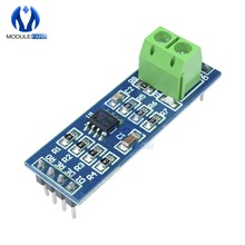 MAX485 RS-485 TTL Turn To RS485 MAX485CSA Converter Module Board For Arduino Microcontroller MCU Development Accessories(China)