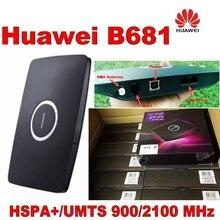 Лот 200 шт. маршрутизатор 3g-4 г con Модем sim HUAWEI B681 Hsdpa Umts 28 Мбит Wi-Fi Lan RJ11