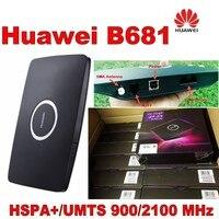 Lot of 200pcs Router 3G 4G con modem sim HUAWEI B681 Hsdpa Umts 28 Mbps WiFi Lan RJ11