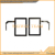 Para 7.0 pulgadas amazon kindle fire hdx 7 touch panel de la pantalla táctil de reemplazo de lentes de vidrio negro