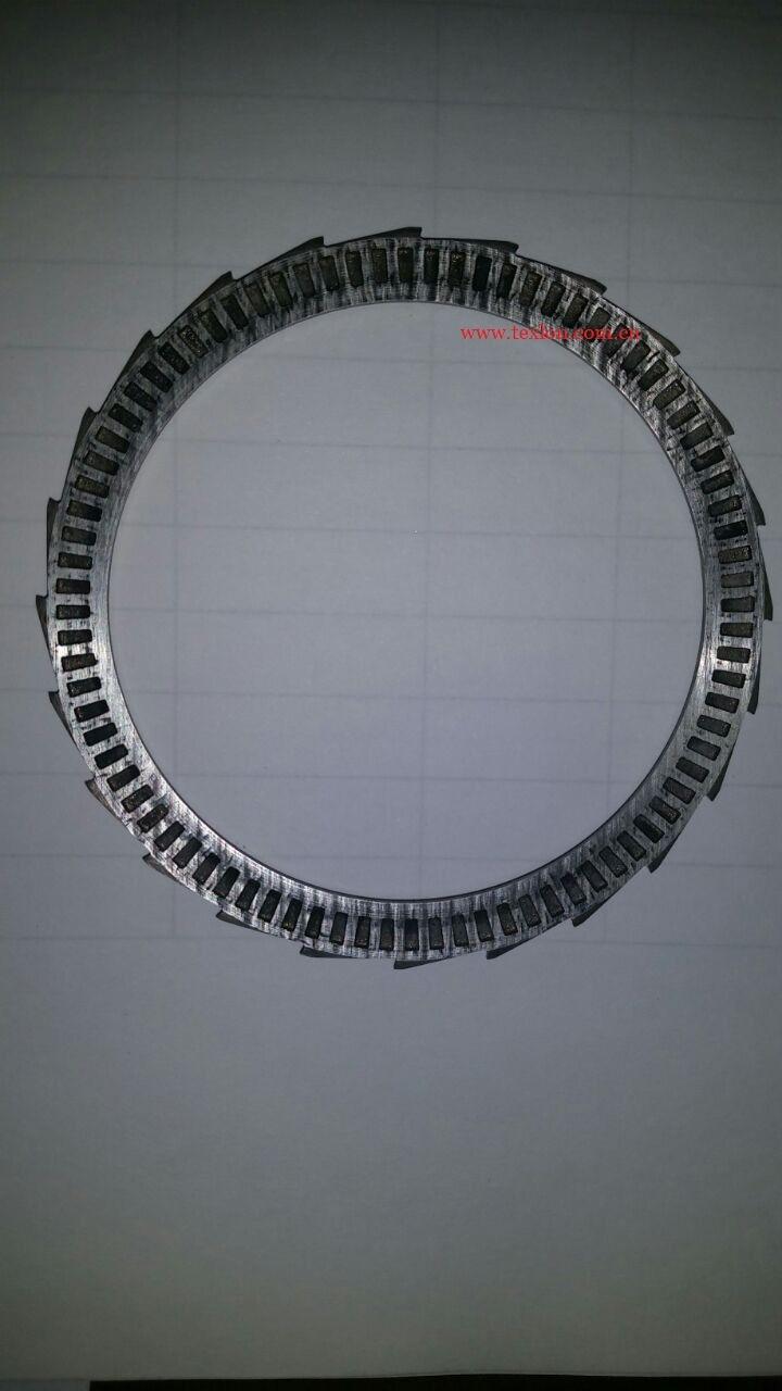 Lonati L472K Hosiery Machine Use Original Saw Blade D3081170--3 1/2 X168NX24T
