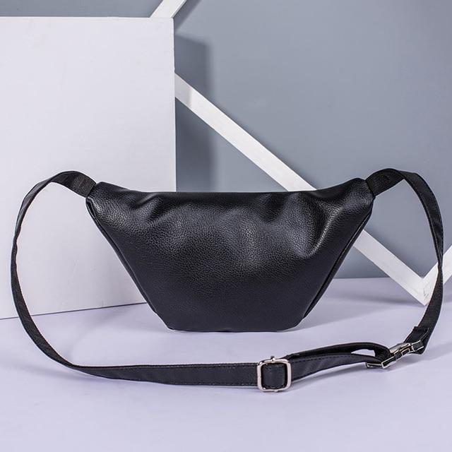 REPRCLA PU Leather Belt Bag 4