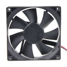 5pcs/Lot Free shipping  Durability GDT 24volt 80MM Cooling Fan Cooler 8cm 80MM*80MM*25mm 8025S 24v cooler