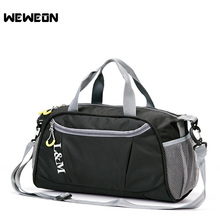 Outdoor Sports Gym Bag Combo Dry Wet Bag Beach Bag Large Capacity Water Resistant Swimming Bag for Man and Women